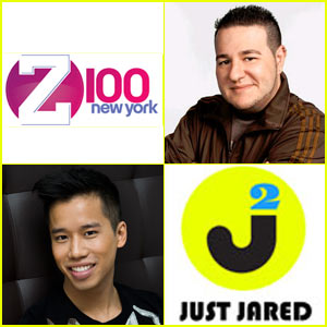 Just Jared: Radio Partnership with Z100!