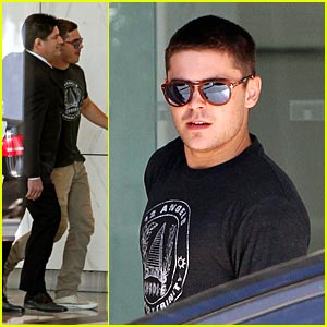Zac Efron: CAA Cool