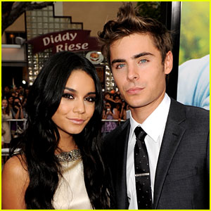 Zac Efron & Vanessa Hudgens: Nightclub Date Night!