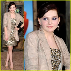 Abigail Breslin Claims 'Innocence' with Julianne Moore