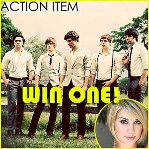 Win Action Item's 'When Everything Falls Back Down' Download!