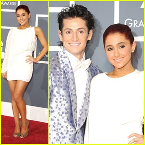 Ariana Grande is BCBG Beautiful