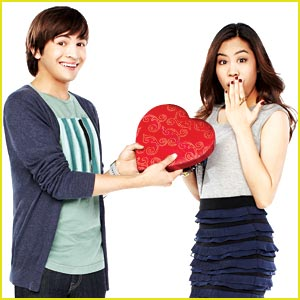 Ashley Argota & Taylor Gray: Happy Valentine's Day!