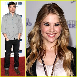 Ashley Benson & Ian Harding are Premiere People