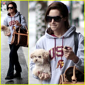 Ashley Tisdale: No Cheerleaders At the SuperBowl?