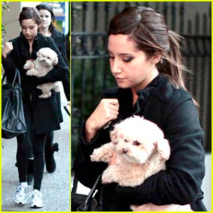 Ashley Tisdale Meets Katie Holmes