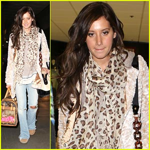Ashley Tisdale: Los Angeles Lady