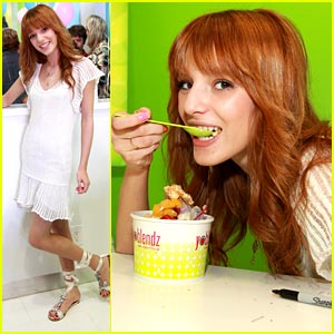 Bella Thorne 'Blendz' It Up