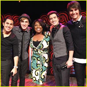 Big Time Rush: Kids Choice Award Performers!