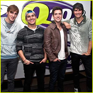 Big Time Rush: Xfinity at WIOQ!