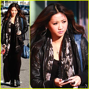Brenda Song: Boogie Town Out In October!