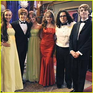 Zack & Cody Go To Prom!