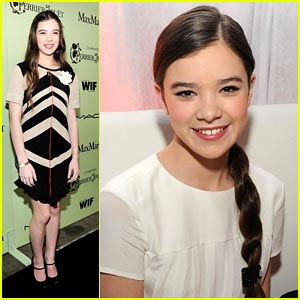 Hailee Steinfeld: Nominees Night Party Person