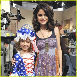 Jackie Evancho on Wizards of Waverly Place - FIRST LOOK!