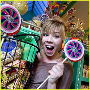 Jennette McCurdy: Sweets From Honeydukes!