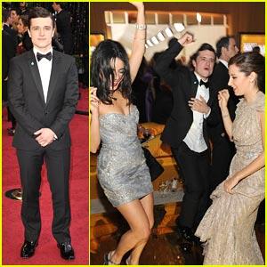 Josh Hutcherson - 2011 Oscars