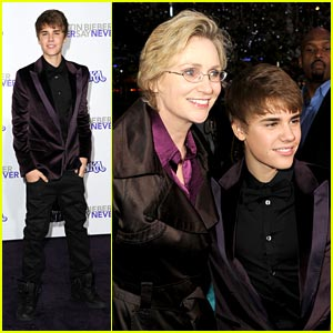 Justin Bieber Never Says Never in Los Angeles!