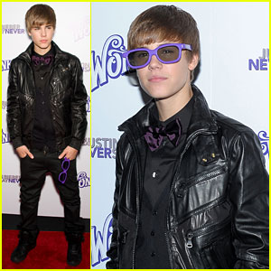 Justin Bieber: 'Never Say Never' NYC Premiere!