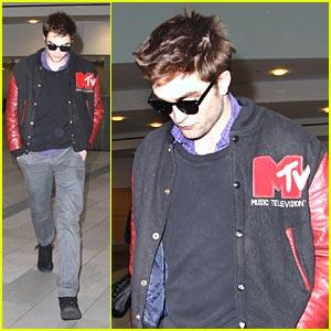 Robert Pattinson: MTV Man