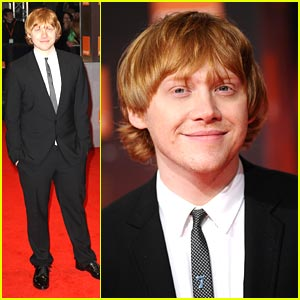 Rupert Grint: BAFTA Awards 2011