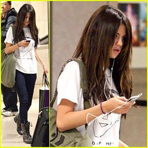 Selena Gomez: 'Argentina! Que Ha Hecho Mi Vida!'