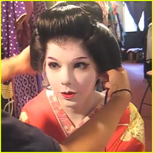 Who's That Geisha?!