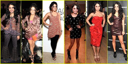 Vanessa Hudgens' New York Fashion Week: What Was The Best Look?