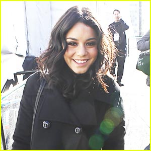 Vanessa Hudgens: President's Day Party at the Abbey