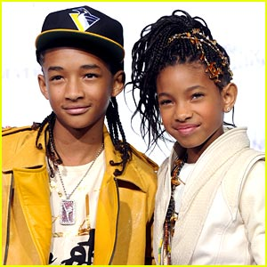 Willow & Jaden Smith: 'Never Say Never' Premiere!