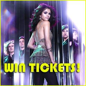 WIN Selena Gomez & The Scene Tickets!