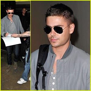 Zac Efron Loves Los Angeles