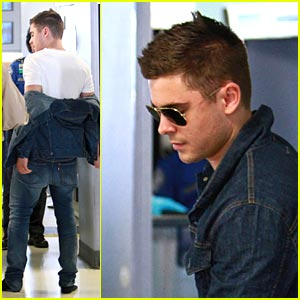 Zac Efron: Security Stud