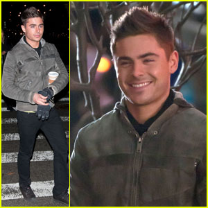 Zac Efron: Smiles &#038; STK