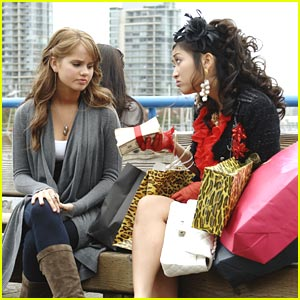 Debby Ryan: 'The Suite Life Movie' Interview & A Clip!