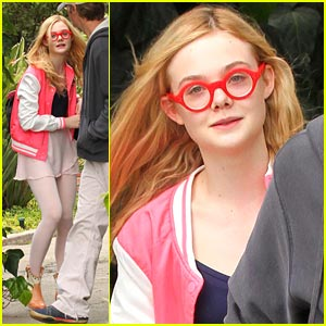 Elle Fanning In Talks For 'Young Ones'