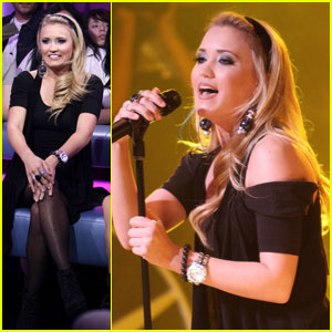 Emily Osment: MuchMusic Performer!