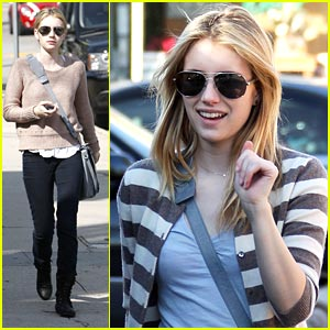 Emma Roberts: Scream 4 Site Launches!