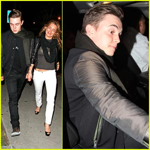 Jesse McCartney: Shopping For a Good Piano