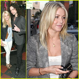 Julianne Hough: Calling All Rock N' Roll Loving Guys!