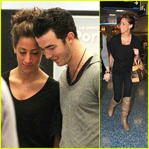 Kevin & Danielle Jonas: Miami Mates