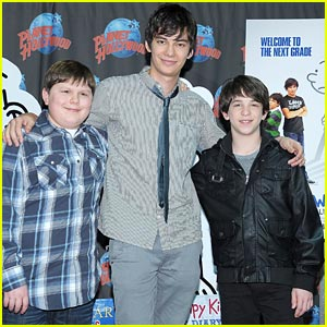 Zachary Gordon: 'Wimpy Kid' Goes to Planet Hollywood
