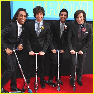 Allstar Weekend: 'Prom' Performers!