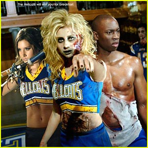 Aly Michalka: Zombie Hellcats!