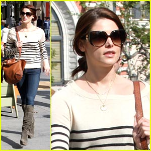 Ashley Greene is Zara Zesty
