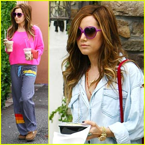 Ashley Tisdale: Casino Night with The Lakers!