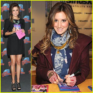 Ashley Tisdale: Sharpay Gets Sirius