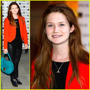 Bonnie Wright is Live Below The Line
