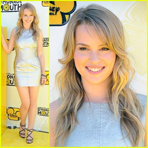 Bridgit Mendler: Lemonade Mouth Premiere!