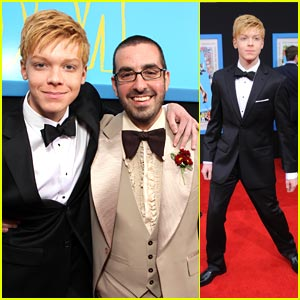 Cameron Monaghan: Corey Goes To Prom!