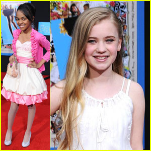 China McClain &#038; Sierra McCormick Are 'Prom' Pretty